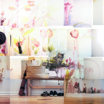Sustainable Apartment Renovation: From a Drab to Charming Hallway