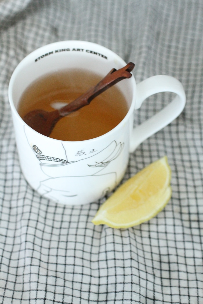 A fun and effective remedy for a sore throat!