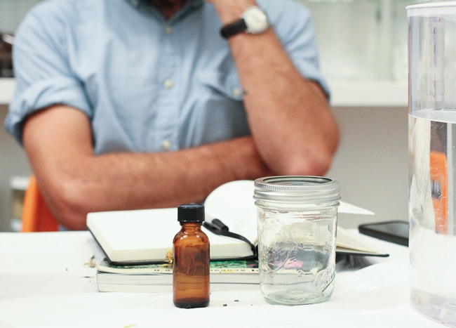 herbal infusions class