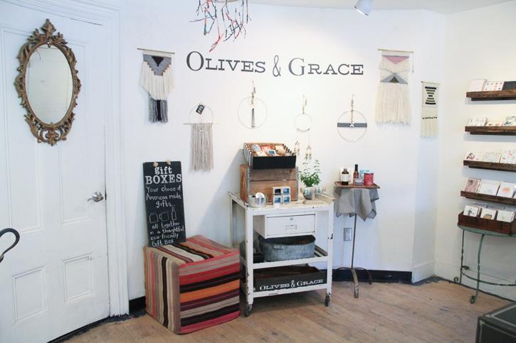 Olives & Grace Boston