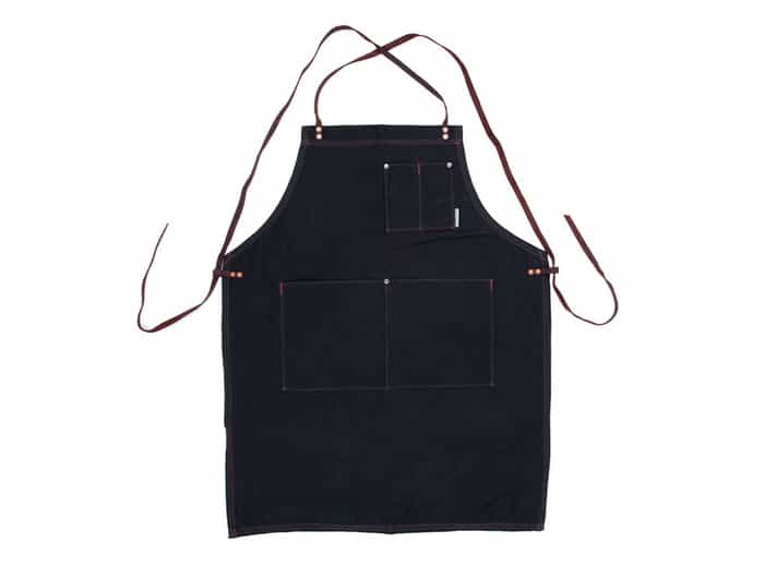 Sustainable holiday gifts for dad: shop apron