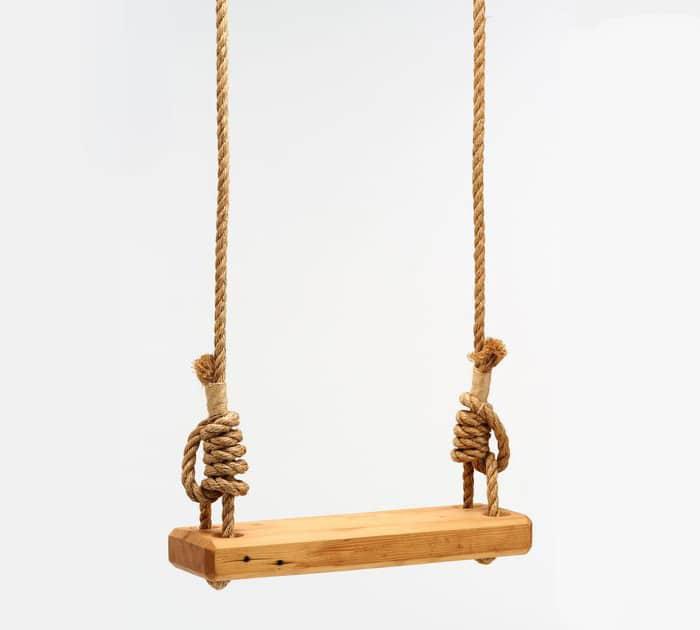 Reclaimed Wood Daydreamer Tree Swing