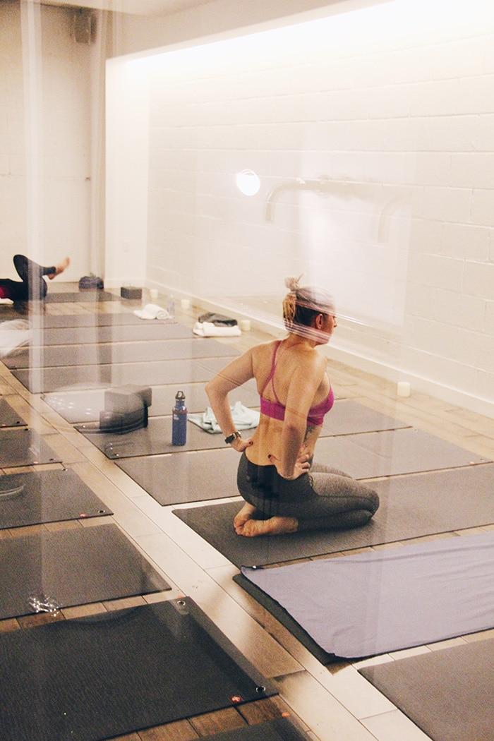 Tangerine Yoga studio review