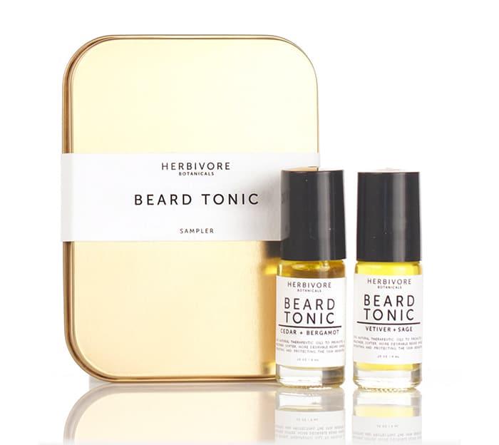 Beard Tonic Sampler