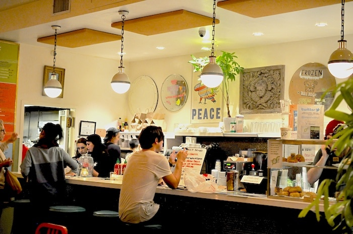Founded In 2009 Peacefood Café Is The Type Of Vegan Spot That Even Your Carnivorous Friends Will Rave About Which Calls Itself A Kitchen
