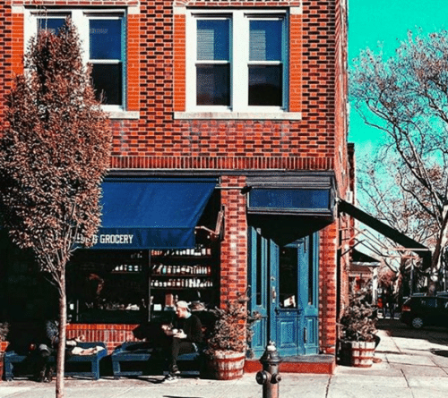 Campbell's Cheese Shop