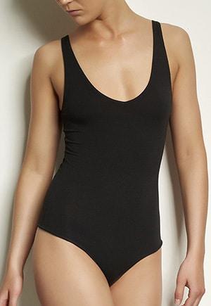 Woron sustainable bodysuit with modal and non-toxic dye