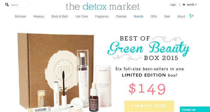 Detox Market