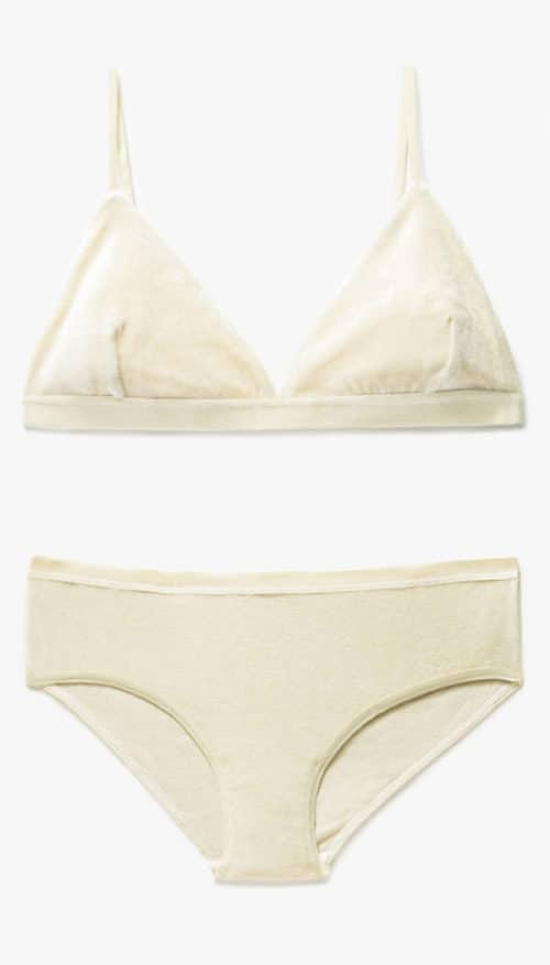 Base Range sustainable lingerie