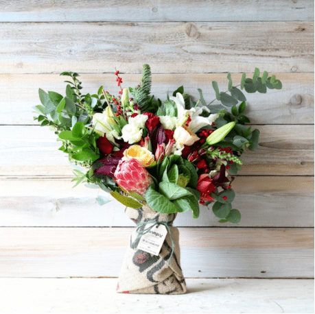 Farm Girl Flowers bouquet