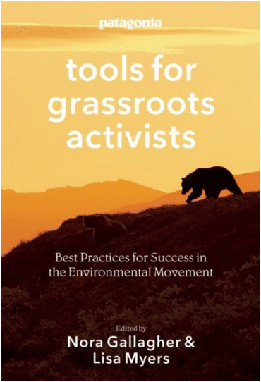 Book Review: Patagonia Tools for Grassroots Activists