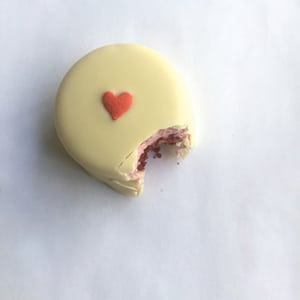 Not technically chocolate, but what girl doesn't love red velvet and marshmallow?