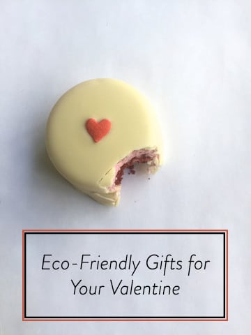 eco-friendly gifts for girlfriend