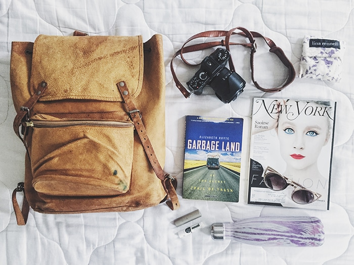 Packing list for Osa Peninsula, Costa Rica