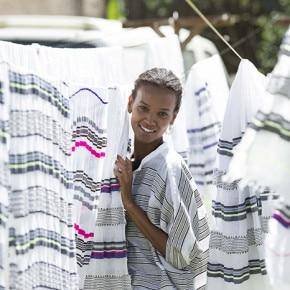 How I'm Livin': Supermodel, Ethical Fashion Designer, and Advocate Liya Kebede