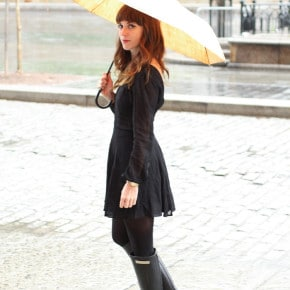 Sustainable Style: For a Rainy Day