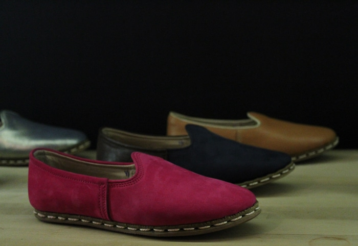 Sabah shoes. The last salon was held in Sabah House in the East Village, a small, appointment only boutique.