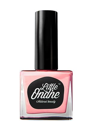 The fun vintage vibe of this pink polish will make her nostalgic.