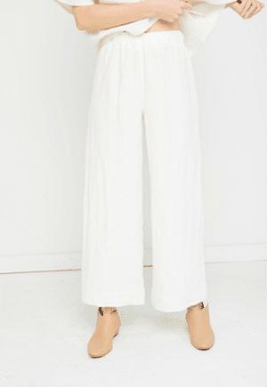 Elizabeth Suzann linen pants | In OS plus