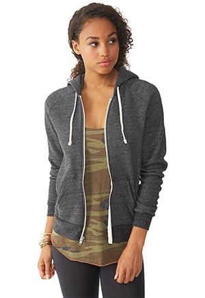 Alternative Eco-fleece hoodie | comes in 2XL