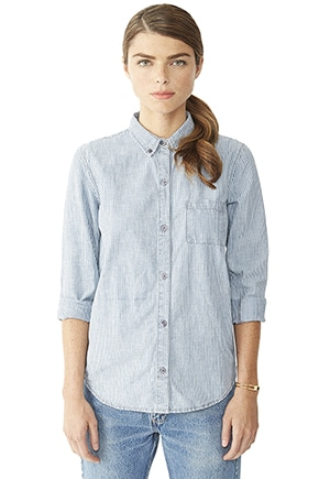 Alternative chambray shirt | comes in XL