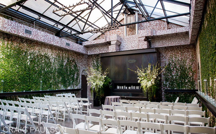 The 15 coolest sustainable wedding venues for brooklyn couples ecocult foundry3 junglespirit Image collections