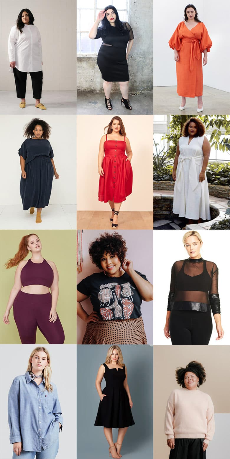 17 Brands Doing Ethical and Sustainable Plus-Size Clothing