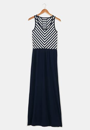 Toad&Co organic cotton dress | Comes in XL