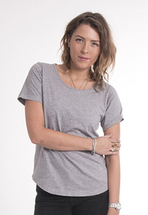 enkel organic cotton t-shirt | Comes in XL