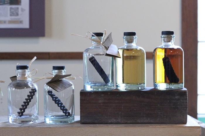 Barrel aging kits