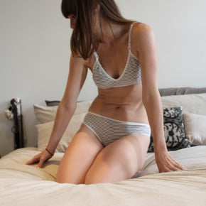 Made for Snuggling: Brook There's Organic Cotton Undies