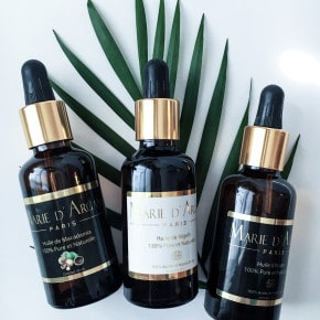 Green Beauty Review: Marie D'Argan Offers 3 Ethically Sourced, Luxury Oils