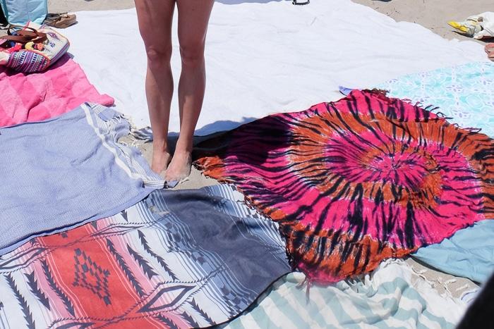 Beach blankets