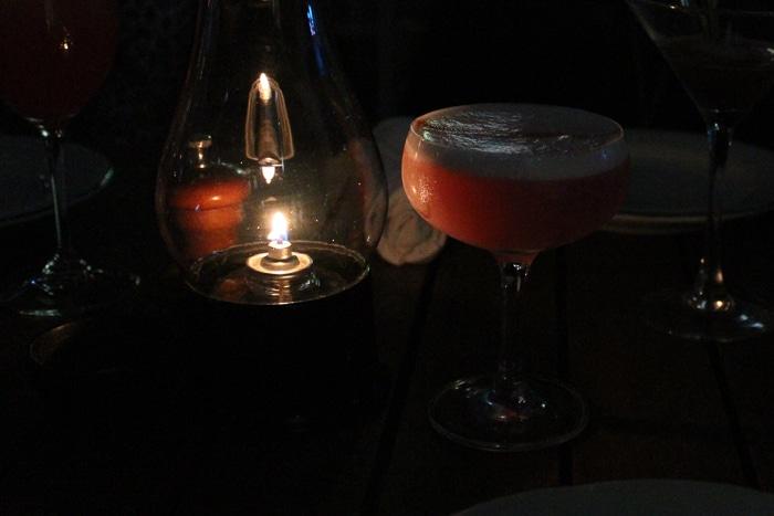 Michael's Miami cocktail