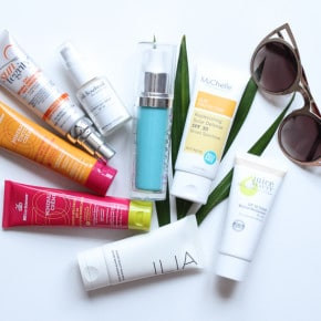 Green Clean Beauty Review: The Best Non-Toxic Daily Moisturizers with SPF Sun Protection
