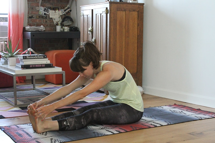 Sustainable and ethical yoga clothing