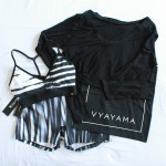 Review: Vyayama's Eco-Friendly Yoga and Athletic Clothing With Minimalist NYC Style