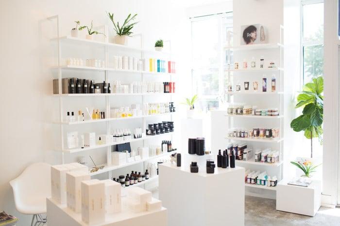 Nontoxic hair salon brooklyn White Room
