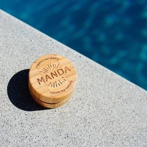 Green Beauty Review: Manda Organic Sun Paste Is Quite Paste-y