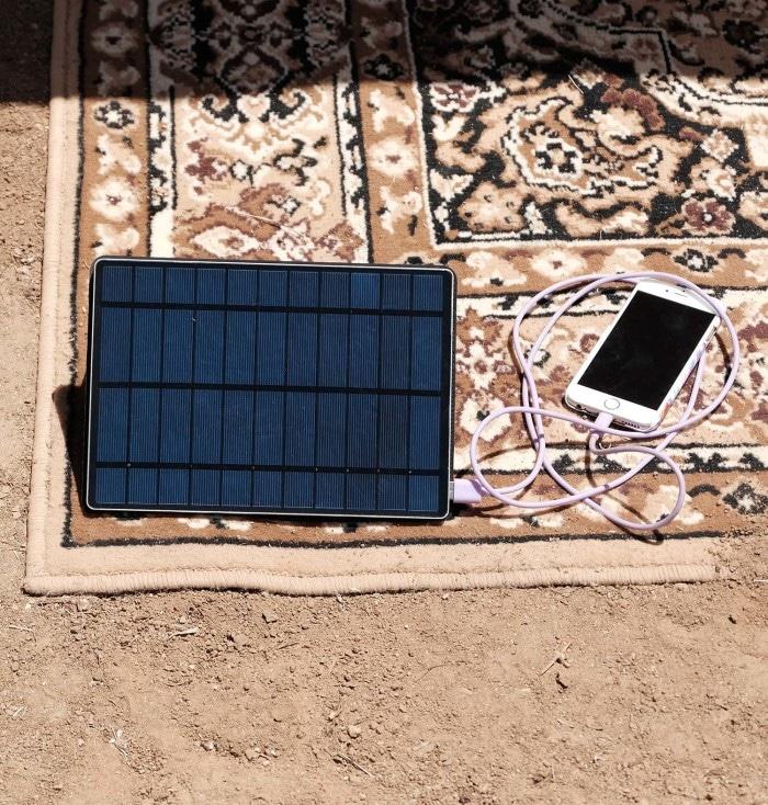 https://www.amazon.com/Solartab-S1111-Solar-Charger-Charcoal/dp/B00X76145Y