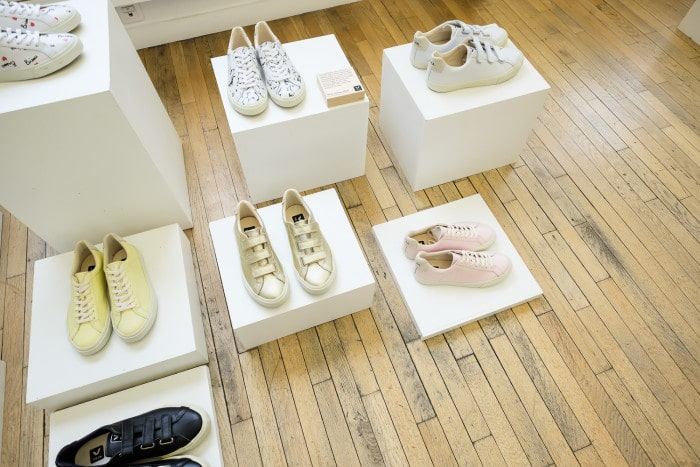 Veja showroom paris