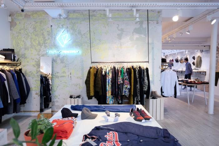 sustainable shopping paris centre commercial