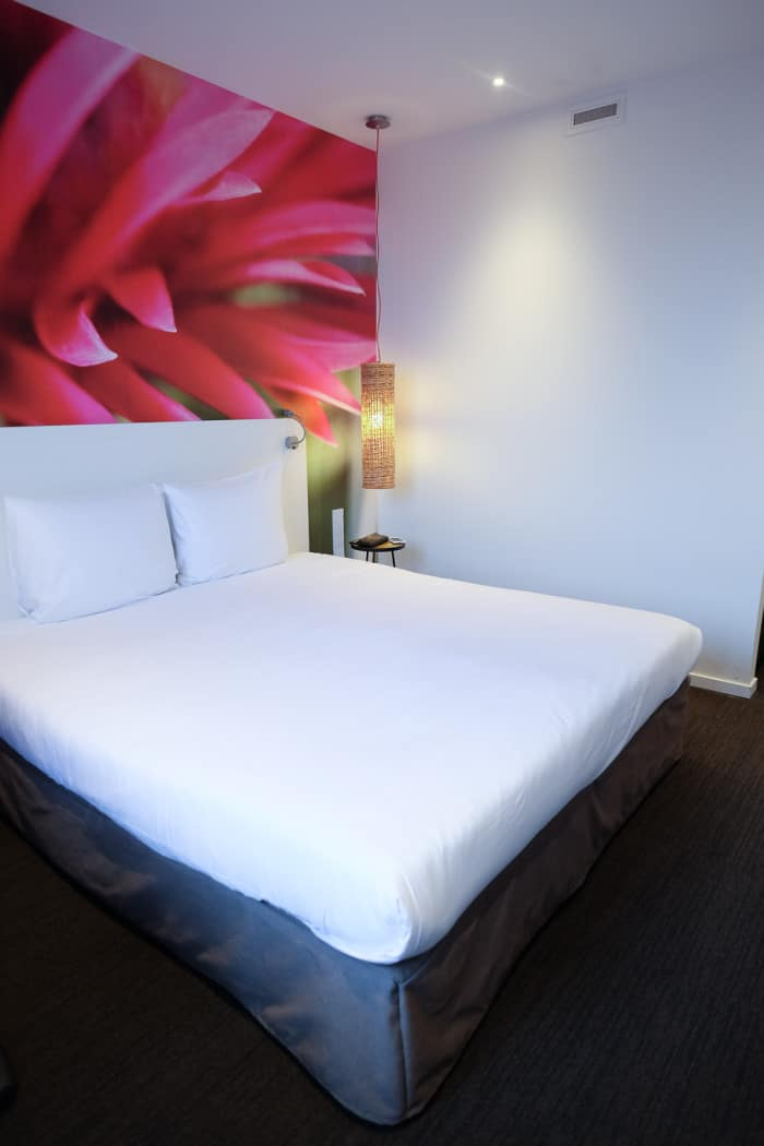 Conscious Hotel, sustainable hostel Amsterdam review