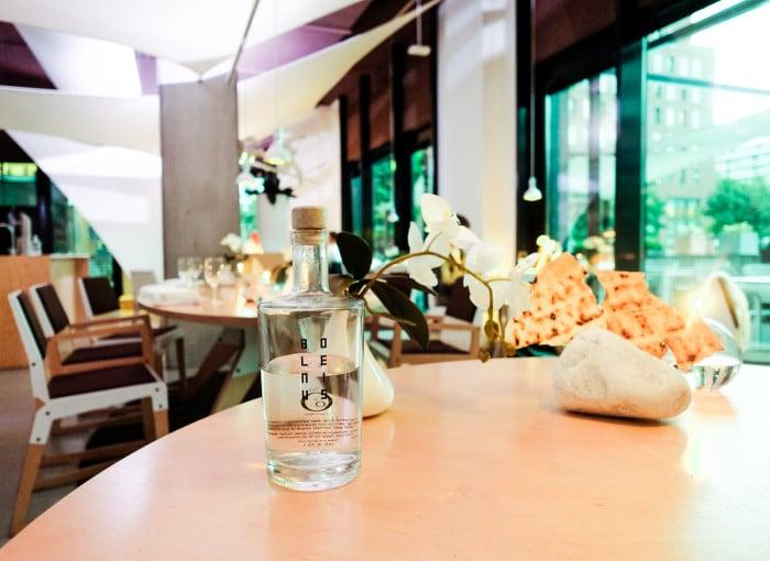 Bolenius sustainable restaurant Amsterdam