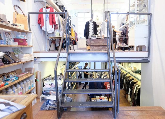 sustainable fashion Amsterdam