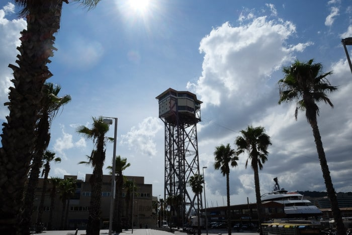 Barcelona cable car review