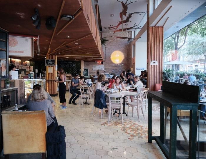 Organic's Barcelona