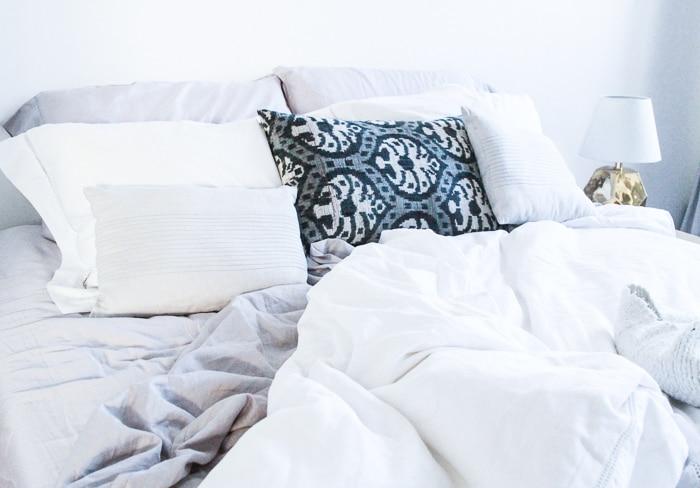 organic cotton sheets Jefferson Lane review