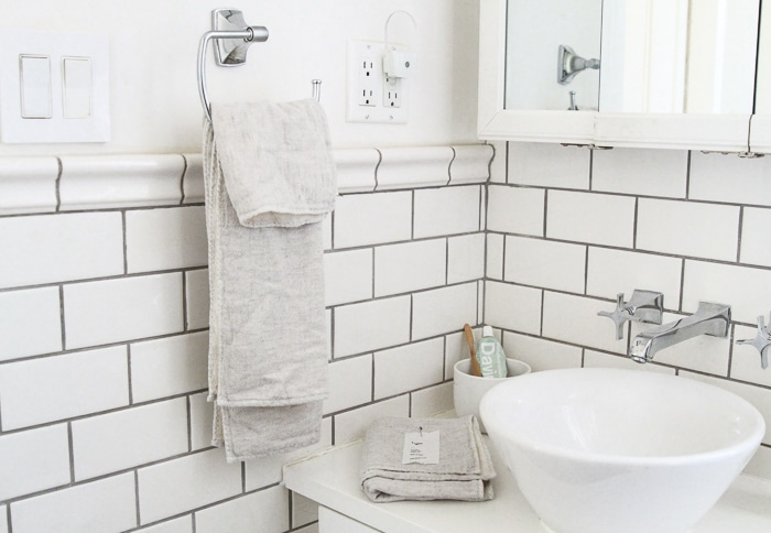 Japanese towels // Eco-friendly and ethical