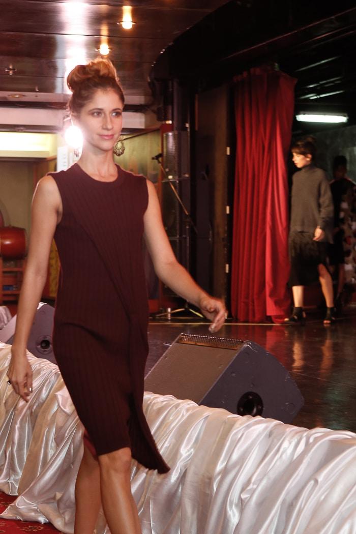 Andriana Santiago in Behno. Photo credit: Brian Park